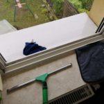 Lehúzó az ablakban