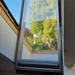 Tető ablak tisztítás